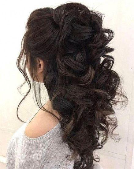 Wedding ceremony Hairstyles Diy Half Up Half Down Easy 48 Concepts
