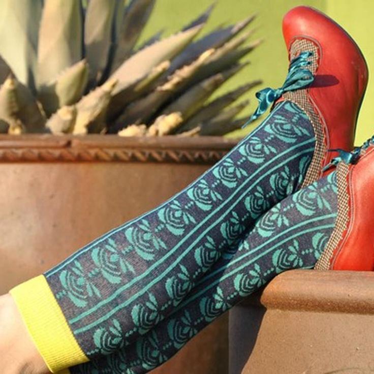 Cecilia Knee-High Socks by Sweet Marcel