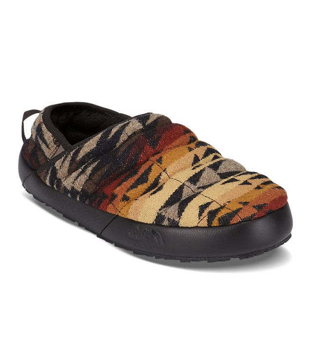 Unisex Wool Mule Shoes - Camp Shoes by