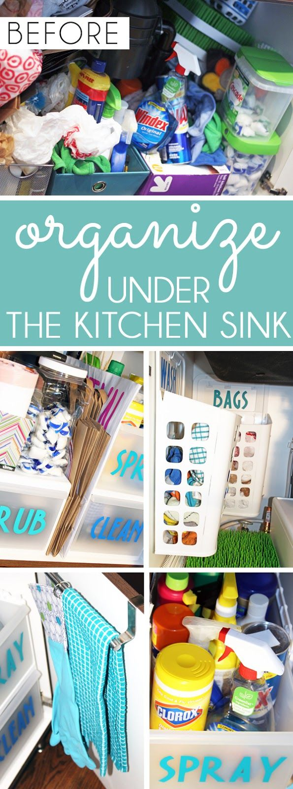 231 best Kitchen Style & Organization images on Pinterest ...