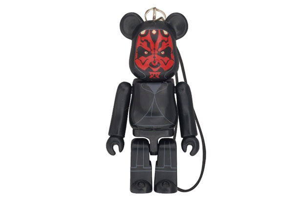 "Star Wars x Medicom Toy ""Star Wars Episode 1 3D"" Be@rbrick 70%"