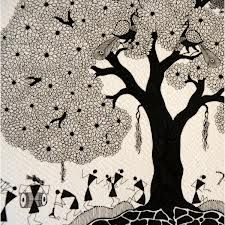 warli tree of life