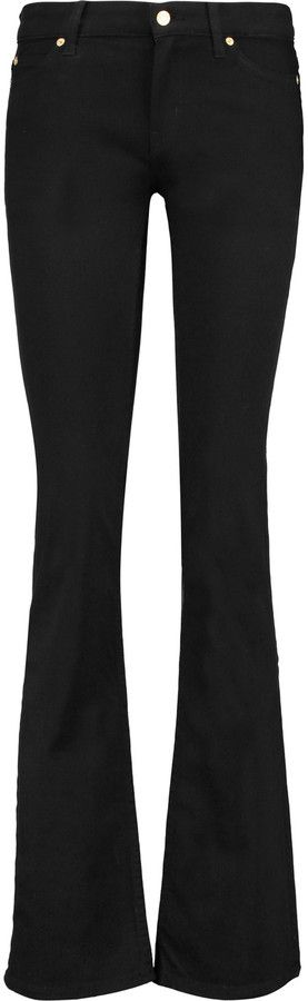 M.i.h Jeans London mid-rise bootcut jeans