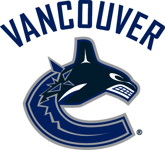 VANCOUVER CANUCKS  -    Why is that orca so angry? Is it being held hostage at Sea World? And why does it have human teeth? These are questions that need to be answered.  The 31 NHL team logos, ranked  -  March 22, 2017: