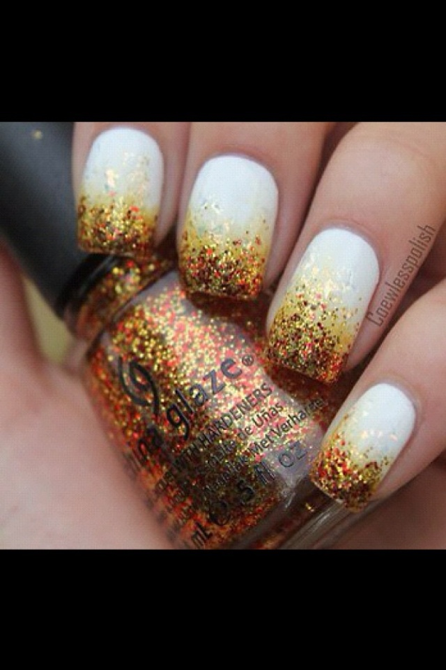 Dope nails for New Years Eve perhaps??