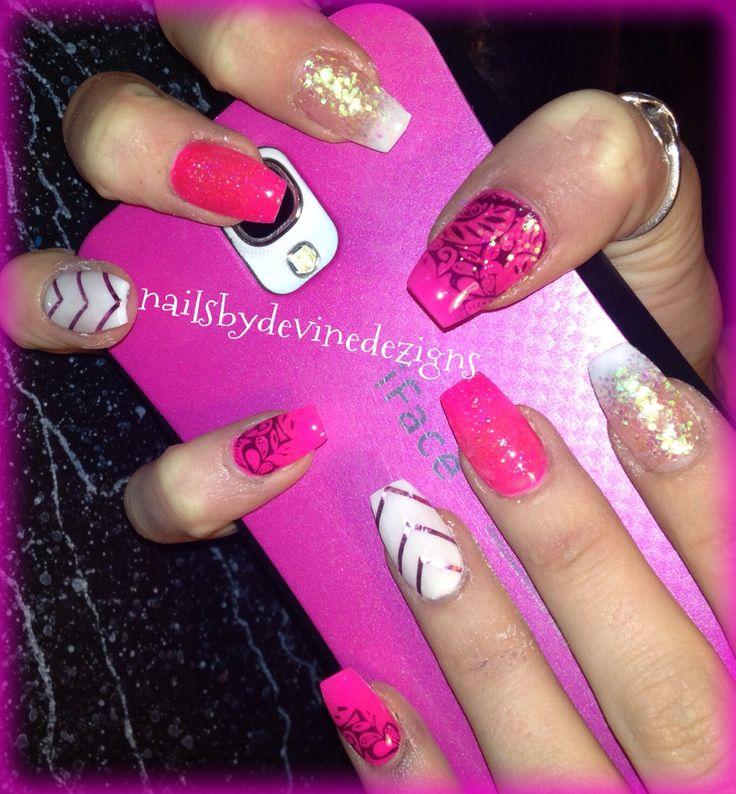 67 best Nails images on Pinterest | Fingernail designs, Nail ...