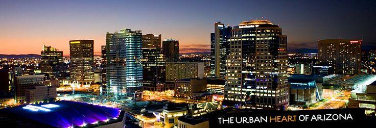 ...Explore Downtown Phoenix shopping, dining and entertainment! #grandcanyonuniversity #gcu