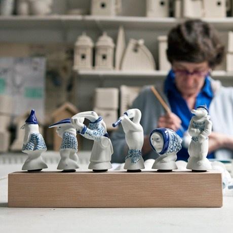 Jeroen Bosch Flessenstop by Charlotte Landsheer