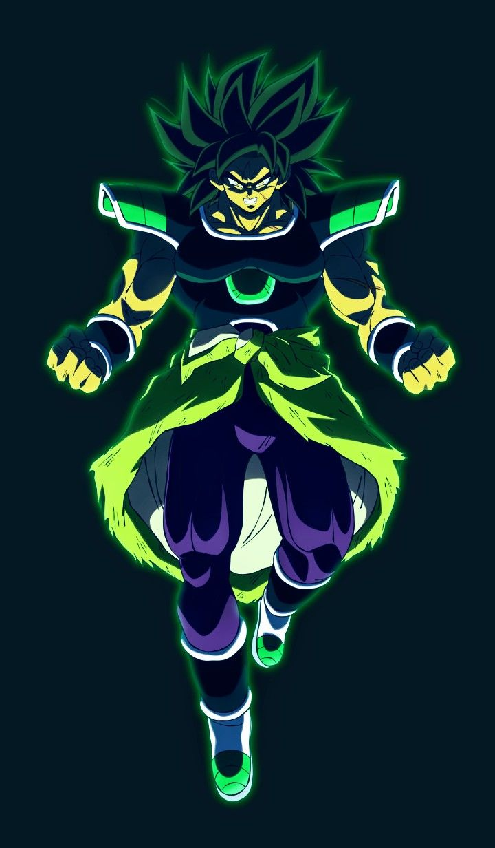 Broly, Dragon Ball Super Dragon super, Dragon ball gt