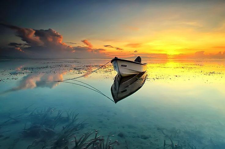 Silence Morning  in Bali