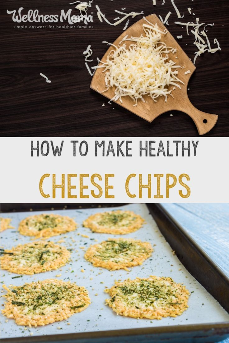 Cheese turns in to a crispy and delicious cracker-like snack when baked. Find out how to make these easy cheese chips snack.