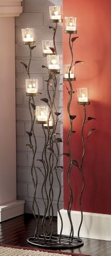 Candle Stand, Moonbeams from Through the Country Door®