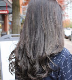 My client came in after two attempts of getting a subtle ash brown hair color from two other stylists. Her hair was brassy blonde on the ends, warm brown at the mid section and with dark roots. Totally not what she wanted. She promised that she would go anywhere else from now on!