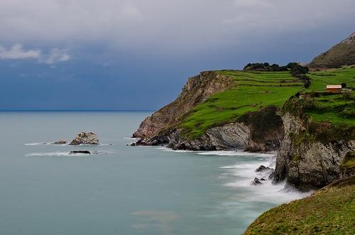 Coast of Cantabria, Laredo, Cantabria, Spain