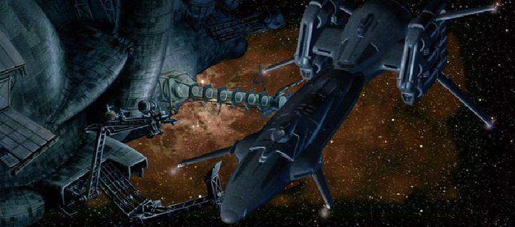 Titan AE Valkyrie | ship desighn | Pinterest | Titan ae