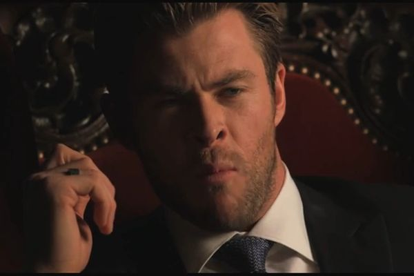 Liam and Chris Hemsworth re-enact Charlie Bit My Finger - Video Display - Video - The Edge