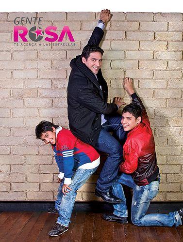 """Gente Rosa """"Te acerca a las estrellas"""" Agmeth Escaf"""