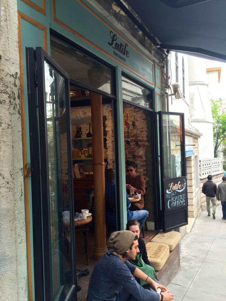 Latife, Istanbul - Word Press