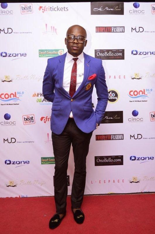 Nigeria Fashion Styles: Simple Men Party Wears