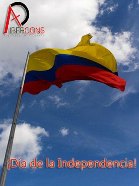 Mañana es el día de la independencia de Colombia y en Ibercons Arquitectura + Diseño nos sentimos orgullosos de ser colombianos. ¡Feliz Día de la Independencia! #20DeJulio #IndependenciaDeColombia