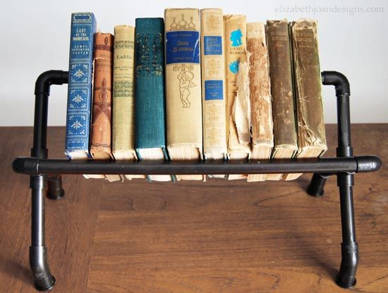 Tabletop Book Rack Plans - WoodWorking Projects & Plans