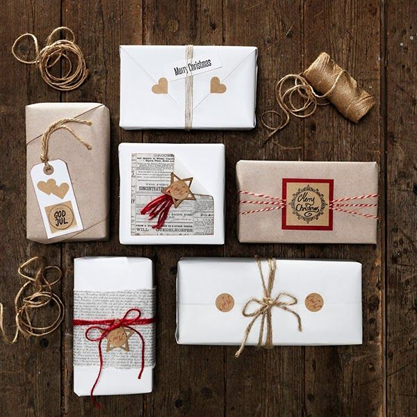 Heart Handmade UK: Incredible Gift Wrap Ideas from Panduro Hobby