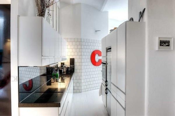 Östermalm Flat-1 Kind Design