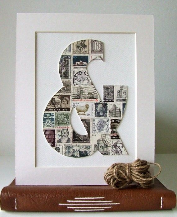 Ampersand   #& #ampersand: Stamps Art, Diy Ideas, Crafts Ideas, Stamps Letters, Families Photo, Photo Projects, Crafty Projects, Diy Projects, Postage Stamps