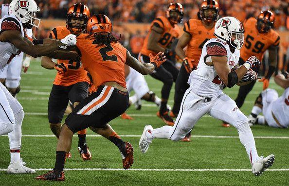 NCAA Football Betting: Free Picks, TV Schedule, Vegas Odds, Oregon State Beavers at Utah Utes, Oct 31st 2015