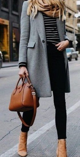 27 Simple And Sexy Winter Work Outfits – #Outfits #Sexy #simple #Winter #Work