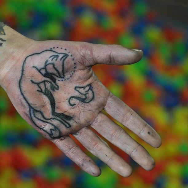 17 Best Images About Tattoos On Pinterest: 17 Best Images About Palm Tattoos On Pinterest