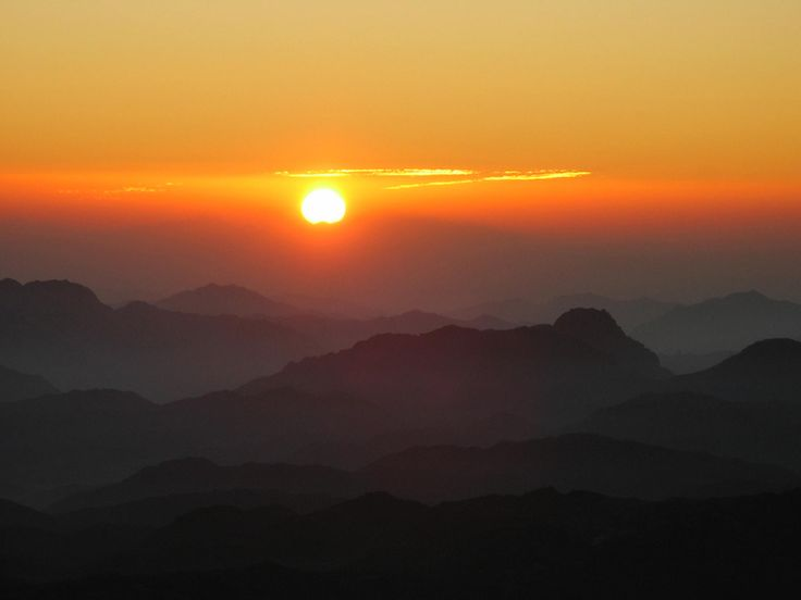 Image result for st catherine's monastery sinai sunrise