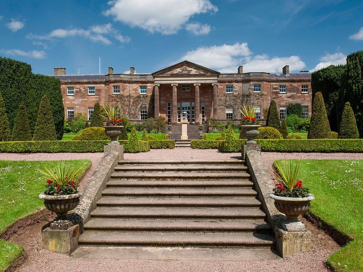 Crown-owned: Hillsborough Castle, County Down, Northern Ireland. Hillsborough is the Queen's official residence in Northern Ireland, made so after the War of Irish Independence meant she could no longer occupy a royal residence in Dublin.