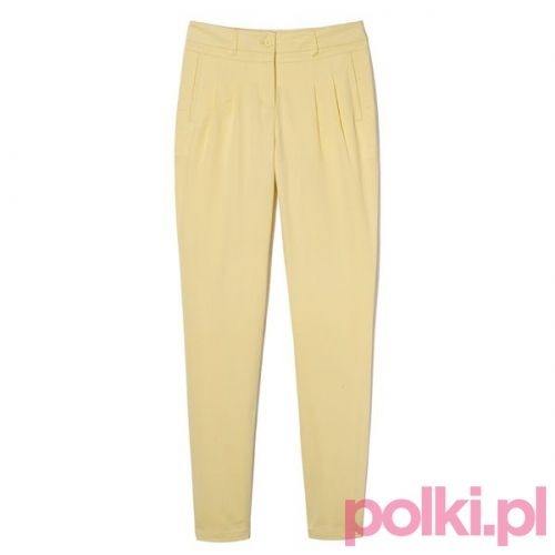 Pastelowe spodnie Taranko #polkipl