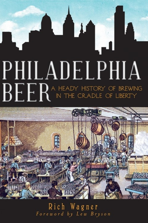 The finely aged history of Philadelphia brewing has been fermenting since before the crack appeared in the Liberty Bell. By the time thirsty immigrants made the city the birthplace of the American lager in the 19th century, Philadelphia was already on the leading edge of the country's brewing technology & production. Today, the City of Brotherly Love continues to foster that enterprising spirit of innovation with an enviable community of bold new brewers, beer aficionados & brewing festivals...: Liberty, Philadelphia Beer, Age History, Beer Aficionado, Rich Wagner, Headi History, Philly Theme, Philadelphia Brewing, Philly Beer