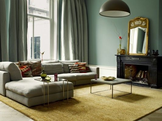 Classical style: carpet from the Contessa collection by Parade Floor Fashion