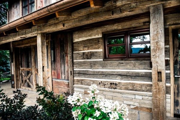 11 Reasons To Use Reclaimed Barn Wood In Your Next Project In 2020 Barn House Kits Barn Siding Prefab Barns