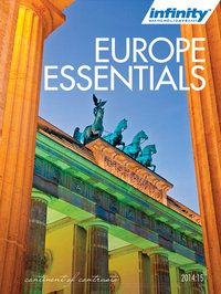 Heading to Europe ... check out our brand new 2014/15 Europe Essentials Brochure right now!