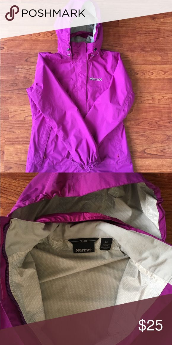 Marmot Women's Rain Jacket Marmot Women's Rain Jacket. Gently worn, in great condition. Marmot Jackets & Coats