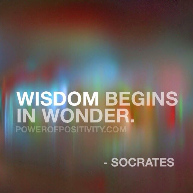 MOTIVATION 15 Best Socrates Picture Quotes - Wisdom begins in wonder - Socrates
