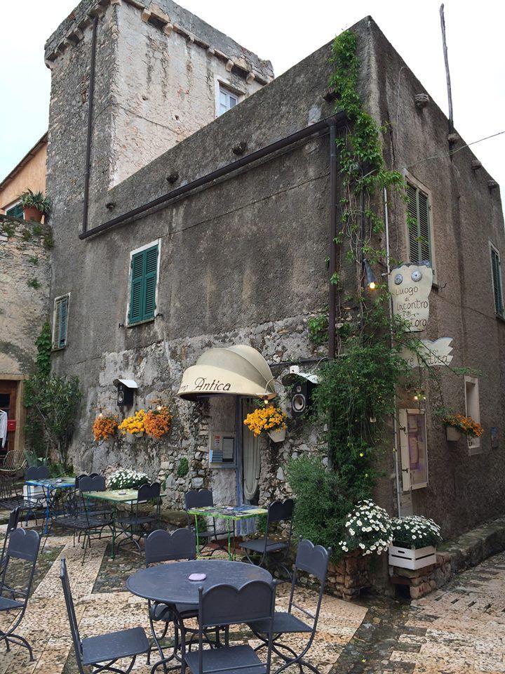 Bar Torre Antica - Borgio #Verezzi