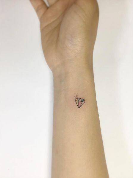small diamondplayground tattoo #tattoosforwomen | i love tattoos
