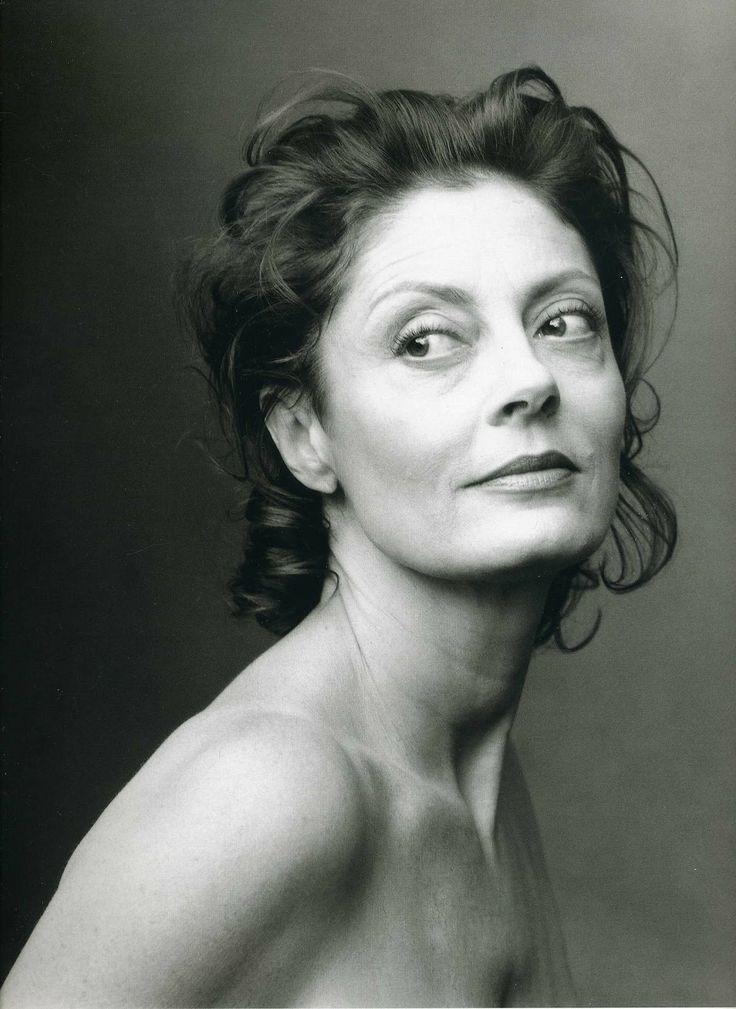 Susan Sarandon by Annie Liebovitz