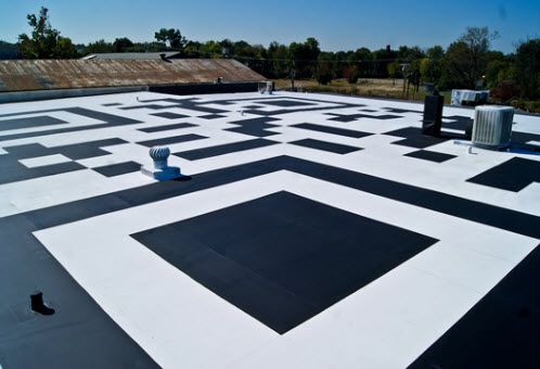 rooftop qr code