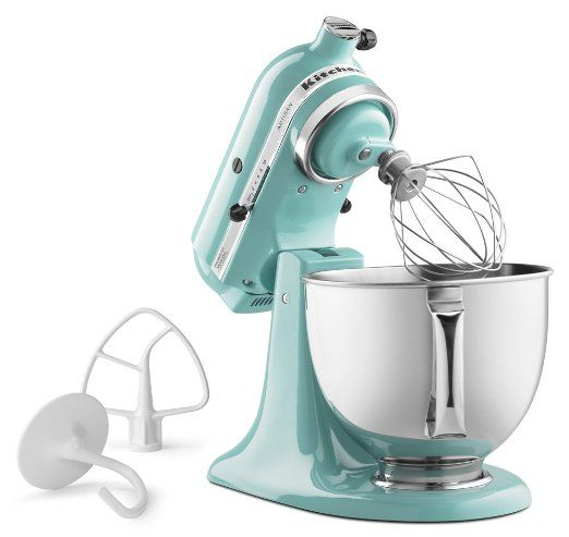 *SALE* Artisan package - large size $271 AmazonSmile: KitchenAid KSM150PSAQ Artisan Series 5-Qt. Stand Mixer with Pouring Shield - Aqua Sky: Electric Stand Mixers: Kitchen & Dining