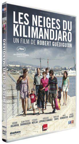 Les neiges du Kilimandjaro: Amazon.fr: Ariane Ascaride, Jean-Pierre Darroussin, Gérard Meylan, Robert Guédiguian: DVD & Blu-ray