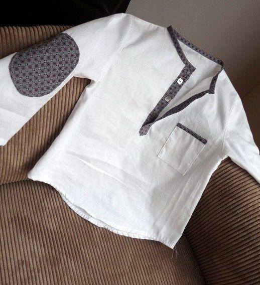 Lin ou coton blanc associé à la batiste grise à étoiles argentées de FDS