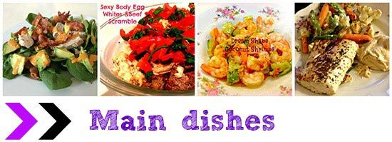 The Best Ketogenic Diet Recipes - My Dream Shape!