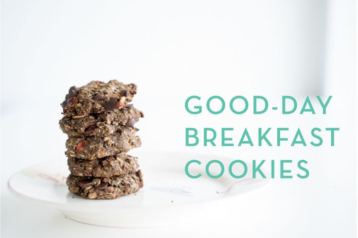 I never met a cookie I didn't like. Yup, I am a cookie monster and so is my hubs Walker. Even if you're a total health nut you don't have to turn away thes