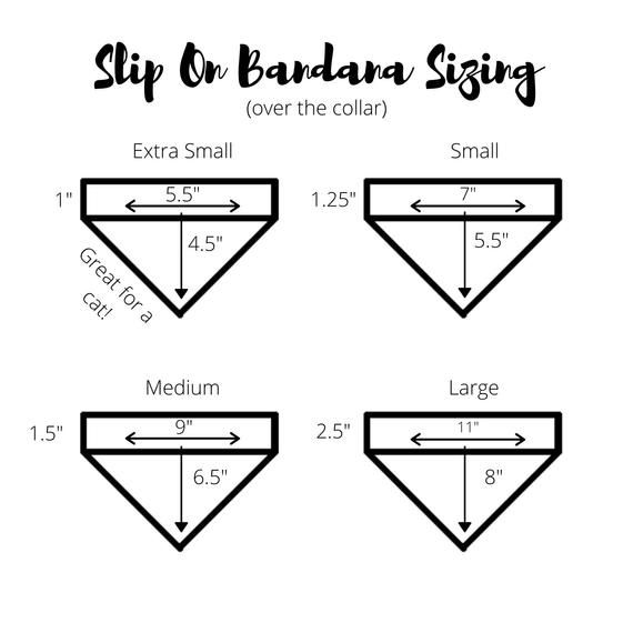 Personalized Over the Collar Dog Bandanas Easter Slip On Cat Bandanas Pet Accessories Variety of Patterns